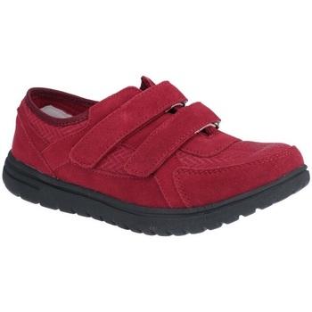 Schoenen Dames Lage sneakers Fleet & Foster  Bordo
