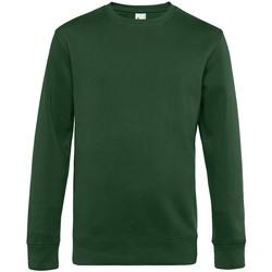 Textiel Heren Sweaters / Sweatshirts B&c WU01K Fles groen