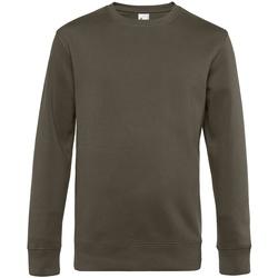 Textiel Heren Sweaters / Sweatshirts B&c WU01K Khaki