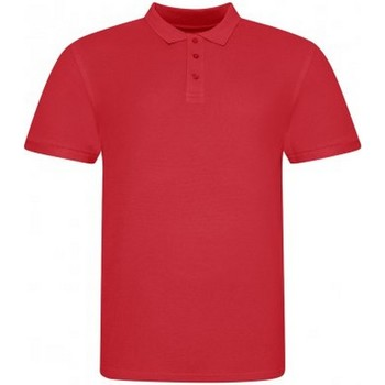 Textiel Heren Polo's korte mouwen Awdis JP100 Brand