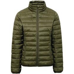 Textiel Dames Jacks / Blazers 2786 TS30F Olijf