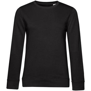 Textiel Dames Sweaters / Sweatshirts B&c WW32B Zwart