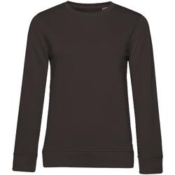 Textiel Dames Sweaters / Sweatshirts B&c WW32B Koffie