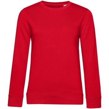 Textiel Dames Sweaters / Sweatshirts B&c WW32B Rood