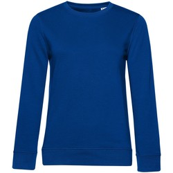 Textiel Dames Sweaters / Sweatshirts B&c WW32B Koningsblauw