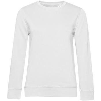 Textiel Dames Sweaters / Sweatshirts B&c WW32B Wit