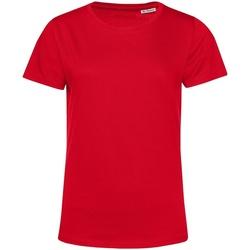 Textiel Dames T-shirts korte mouwen B&c TW02B Rood
