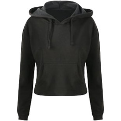 Textiel Dames Sweaters / Sweatshirts Awdis JH016 Jet Zwart