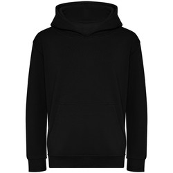 Textiel Jongens Sweaters / Sweatshirts Awdis JH201B Diep zwart