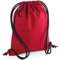 Tassen Sporttas Bagbase BG281 Klassiek rood