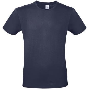 Textiel Dames T-shirts korte mouwen B And C BA210 Marineblauw