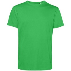 Textiel Heren T-shirts korte mouwen B&c BA212 Appelgroen
