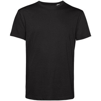 Textiel Heren T-shirts korte mouwen B&c BA212 Zwart