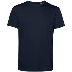 Textiel Heren T-shirts korte mouwen B&c BA212 Donkere marine
