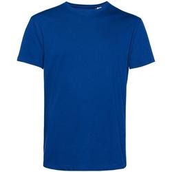 Textiel Heren T-shirts korte mouwen B&c BA212 Koningsblauw