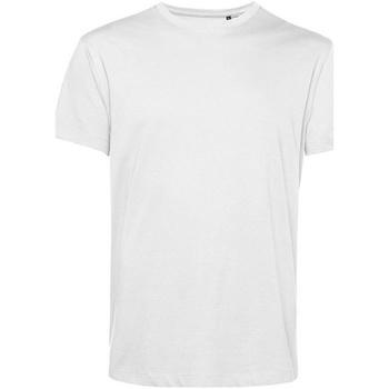 Textiel Heren T-shirts korte mouwen B&c BA212 Wit