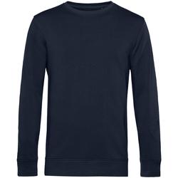 Textiel Heren Sweaters / Sweatshirts B&c WU31B Marineblauw