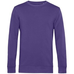 Textiel Heren Sweaters / Sweatshirts B&c WU31B Stralend paars
