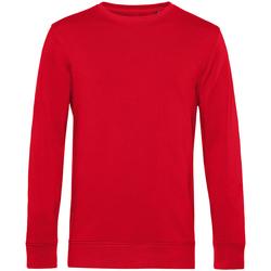 Textiel Heren Sweaters / Sweatshirts B&c WU31B Rood