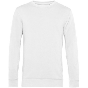 Textiel Heren Sweaters / Sweatshirts B&c WU31B Wit