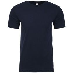 Textiel T-shirts korte mouwen Next Level NX6410 Middernacht marine