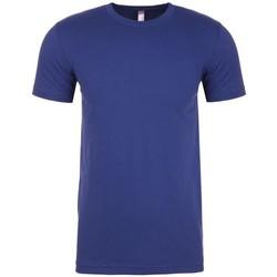 Textiel T-shirts korte mouwen Next Level NX6410 Koningsblauw