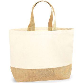 Tassen Dames Handtassen kort hengsel Westford Mill W452 Natuurlijk