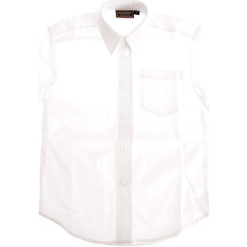 Textiel Jongens T-shirts & Polo's Universal Textiles  Wit