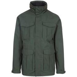 Textiel Heren Jacks / Blazers Trespass  Olijf