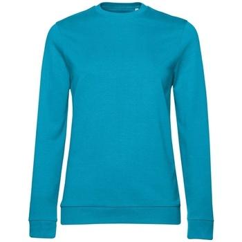 Textiel Dames Sweaters / Sweatshirts B&c WW02W Bermuda Blauw