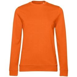 Textiel Dames Sweaters / Sweatshirts B&c WW02W Oranje