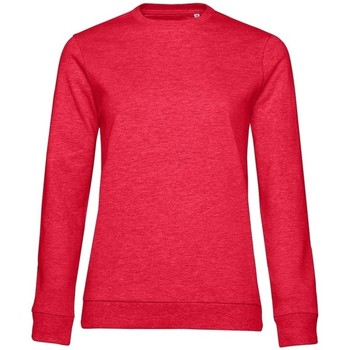 Textiel Dames Sweaters / Sweatshirts B&c WW02W Rode Heide
