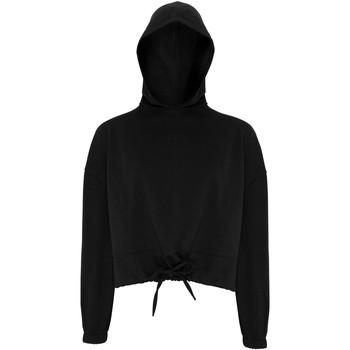 Textiel Dames Sweaters / Sweatshirts Tridri TR085 Zwart