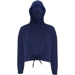 Textiel Dames Sweaters / Sweatshirts Tridri TR085 Marine