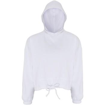 Textiel Dames Sweaters / Sweatshirts Tridri TR085 Wit