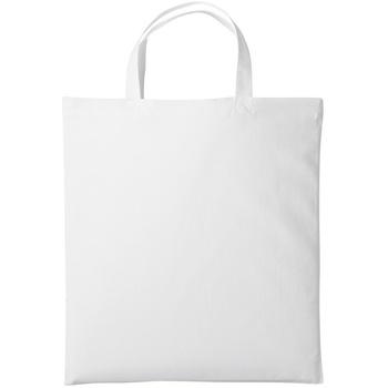 Tassen Tote tassen / Boodschappentassen Nutshell RL110 Wit