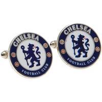 Horloges & Sieraden Heren Manchetknopen Chelsea Fc  Blauw
