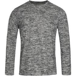 Textiel Heren Sweaters / Sweatshirts Stedman  Donkergrijs Melange