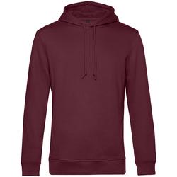 Textiel Heren Sweaters / Sweatshirts B&c WU33B Bourgondië