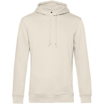 Textiel Heren Sweaters / Sweatshirts B&c WU33B Gebroken wit