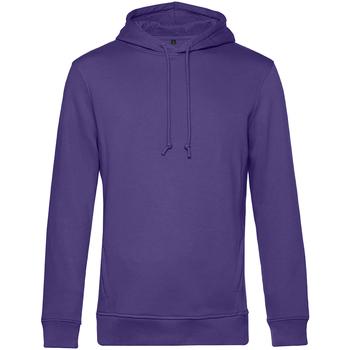 Textiel Heren Sweaters / Sweatshirts B&c WU33B Stralend paars