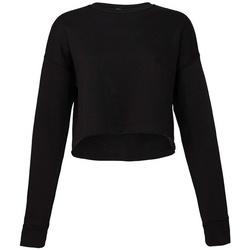 Textiel Dames Sweaters / Sweatshirts Bella + Canvas BL7503 Zwart