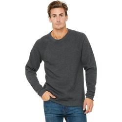 Textiel Sweaters / Sweatshirts Bella + Canvas BE111 Donkergrijze heide