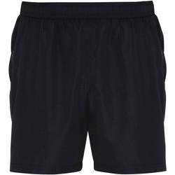 Textiel Heren Korte broeken / Bermuda's Tridri TR052 Zwart