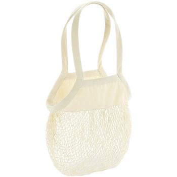 Tassen Dames Tote tassen / Boodschappentassen Westford Mill W150 Natuurlijk