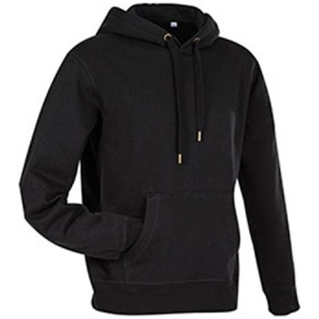 Textiel Heren Sweaters / Sweatshirts Stedman  Zwart Opaal