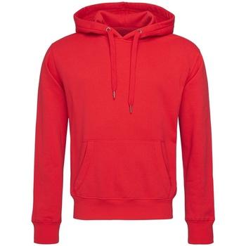 Textiel Heren Sweaters / Sweatshirts Stedman  Karmijnrood