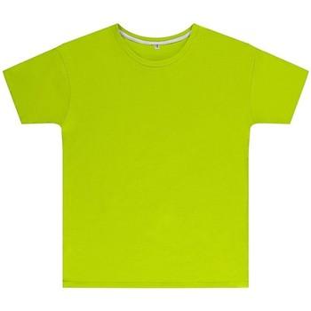 Textiel Kinderen T-shirts korte mouwen Sg SGTEEK Kalk