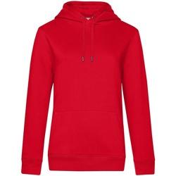 Textiel Dames Sweaters / Sweatshirts B&c WW03Q Rood