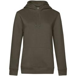 Textiel Dames Sweaters / Sweatshirts B&c WW03Q Kaki Groen
